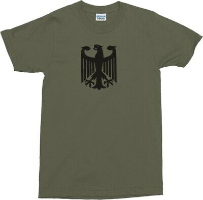 Iron Cross Military T-Shirt - Gothic, German, Army, Punk, Various Colours S-XXL