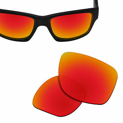 45e07042b0 Polarized Replacement Lenses for-OAKLEY Jupiter Squared Sunglasses Fire Red