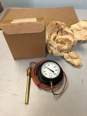 Marshalltown Manufacturing Dial thermometer 6' Lead
