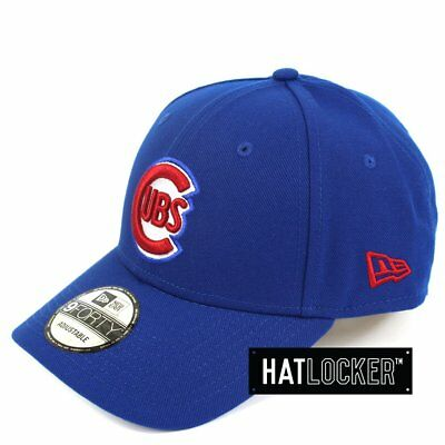 New Era - Chicago Cubs Team Curved Snapback