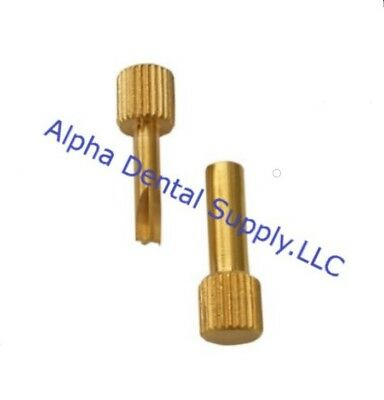 Dental Screw Post Keys Wrenches Dentatus Type Pkg/2