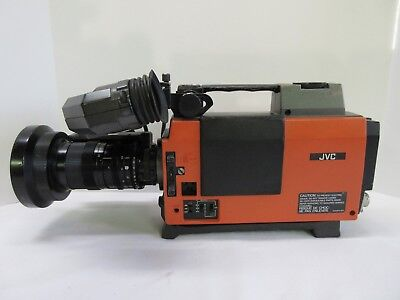JVC KY-1900CH Professional Video Camera Back to the Future Orange Cosplay