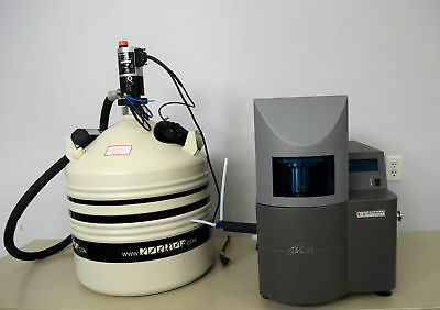 Setaram TSC II Thermal-stimulated Current Analyzer Calorimeter TSC-RMA