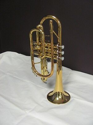 Yamaha Cornet Model YCR231, Concert or Marching, Great Working Condition, Japan