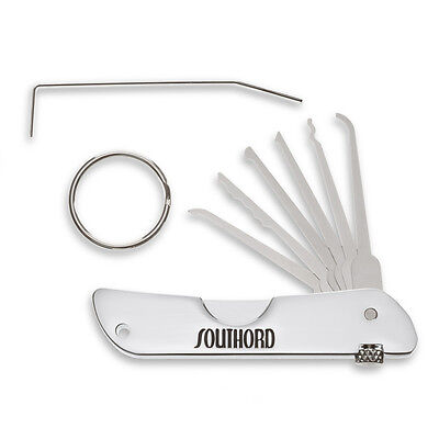 SouthOrd - Jack Knife Pick Set - Locksmith Tool - Locksport