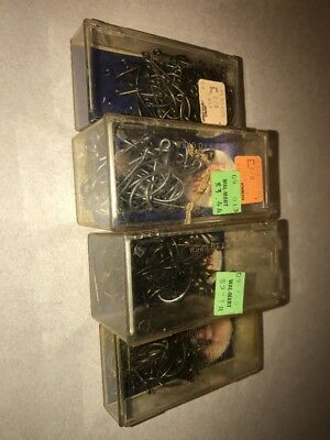 Huge Lot Of Eagle Claw Vintage Hooks New Old Stock