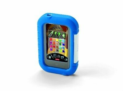iPhone iPod Touch Case Kid Tough Protector Apptivity Blue Fisher Price New