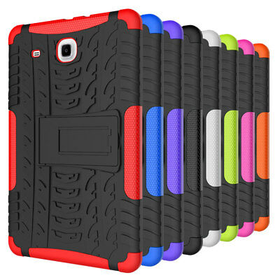 Hybrid Rugged Hard Defender Case Cover For Samsung Galaxy Tab E Lite 7.0 SM-T113
