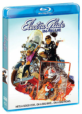 Electra Glide In Blue Blu-ray Edition - Shout Factory, Robert Blake