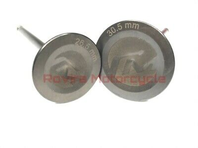 Scooter GY6 150cc High quality oversized stainless steel valves 30.5/26.5mm