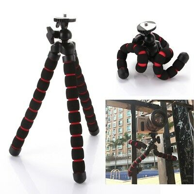 Universal Octopus Flexible Tripod Stand Gorilla Pod For Digital DSLR DV Camera