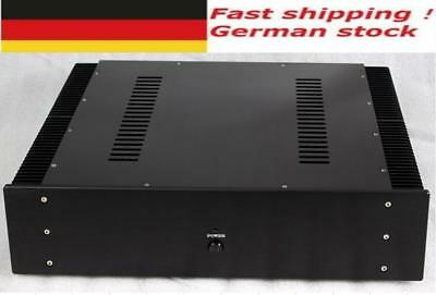 German warehouse full Aluminum Preamplifier enclosure/amplifier chassis AMP BOX
