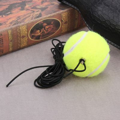 Sports Tennis Special Wool Belt Elastic Rope Balls Rubber Band Tennis Training