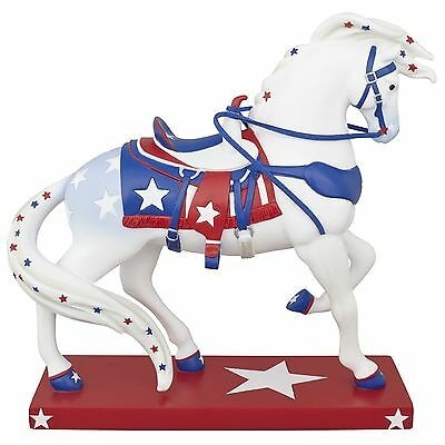 "The Trail of Painted Ponies ""Star Spangled Rodeo"" NIB #4046344"