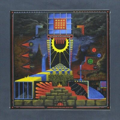 King Gizzard And The Lizard Wizard - Polygondwanaland - Coloured vinyl LP