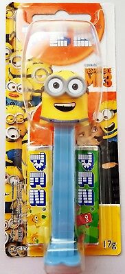 PEZ Candy & Dispenser - Illumination Presents DESPICABLE ME Minion DAVE