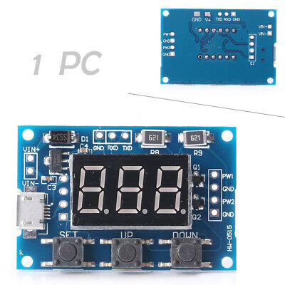 PWM Adjustable Pulse Frequency Duty Cycle Square Wave Signal Generator Module