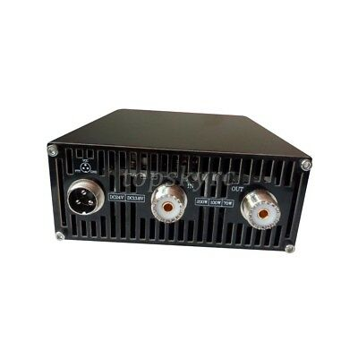 MiNiPA 100W/200W Shortwave HF Power Amplifier for QRP Radio FT817 KX3 Assembled