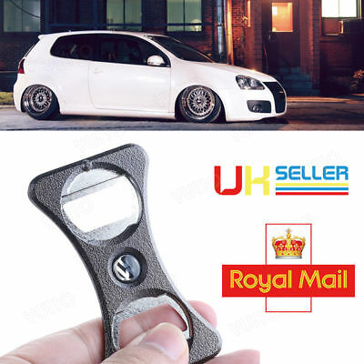 Matel Bottle Opener Cup Holder For VW Golf JETTA MK5/6 GTI R32/R Golf Scirocco