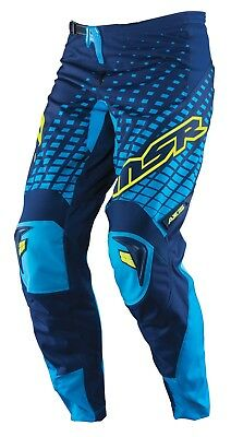 Msr Axxis 2016 Mx Pants - Motocross Off-Road Enduro Dirt Bike Riding Trousers