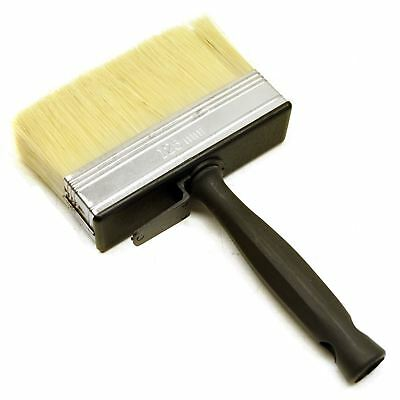 Large Paint Brush for Sheds, Fences Decking etc Wood Stain, Creosote etc SIL212
