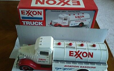 Exxon Truck Bank Limited Edition Aviation Gasoline