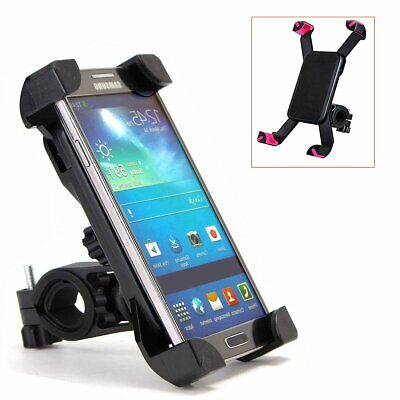 Universal 360° Mount Holder Bike Bicycle Cycling MTB Bracket For Cell GPS Phone