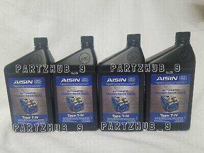 Volvo V50 C70 V70 4 Quart Automatic Transmission Fluid JWS3309 Aisin 1161540
