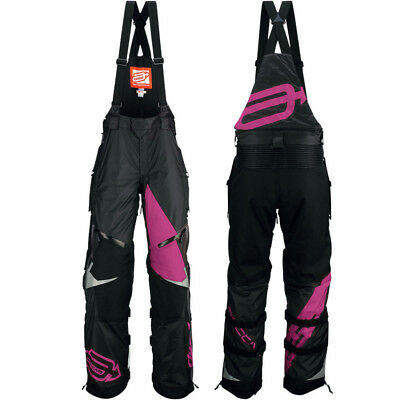 Arctiva Comp Insulated Womens Snowmobile Bibs Pant Snowmobile