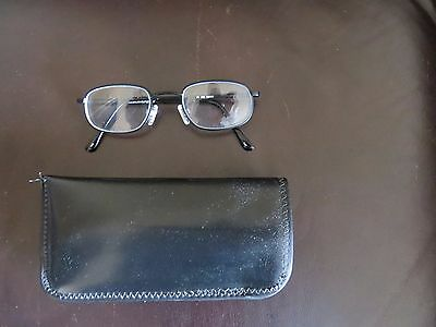 US Army Glasses from US Safety with sleeve