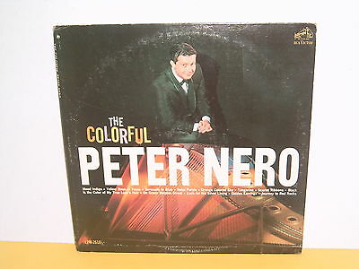 Lp - Peter Nero - The Colorful