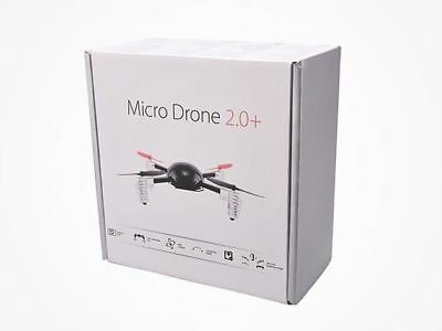 Brand New Micro Drone 2.0+  (3 Speed Setting, Stunt Mode) - Drone Only