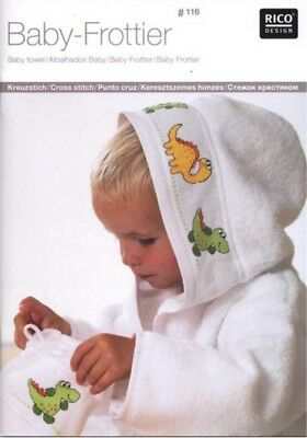 Rico-Buch Nr. 116 Baby-Frottier
