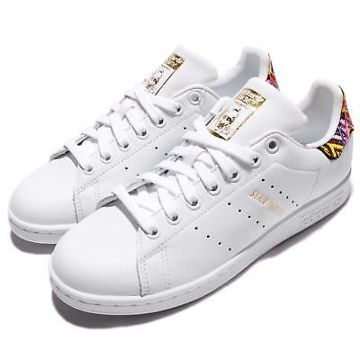 adidas Originals Stan Smith W The FARM Company White Multi-Color Women CQ2814