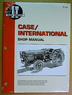 case ih 985 885 785 685 585 485 tractor service manual for range rh picclick com Ford Tractor Manuals Bolens Lawn Tractor Manual
