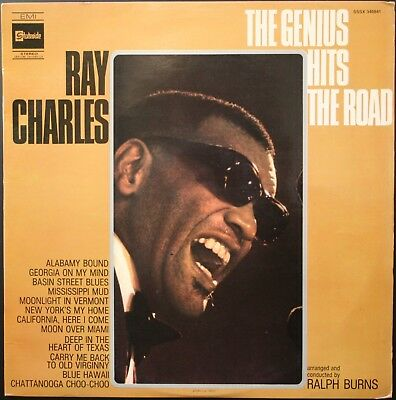 DISQUE RAY CHARLES - hit the road jack - véga abc 45 90886 - 1961