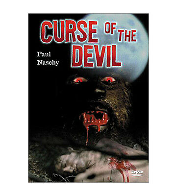 Curse of the Devil (DVD, 2002) 1973 Horror Paul Naschy BRAND NEW  SEALED