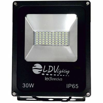 Proyector LED SMD 30W 2400Lm 120º 6000k LDV Lighting