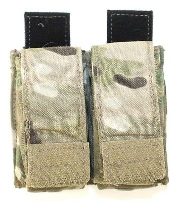 Eagle Industries SOFLCS Multicam 9mm Fort Bragg FB Kydex Pistol Mag Pouch CRYE