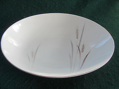 Round Vegetable Bowl Marked Fine China Of Japan