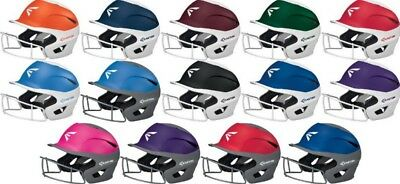 Easton Girls Fastpitch Softball Batting Helmet Prowess Youth M/L Mask A168502