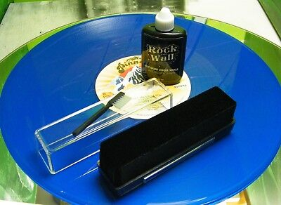 ♫ Kit Cleaning Brush Vinyl Record+Product Vinyl Disk 33 T 45 T Max. 45 T ♫
