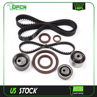 For 01-05 Chrysler Sebring Mitsubishi Eclipse Timing Belt Kit with Water Pump