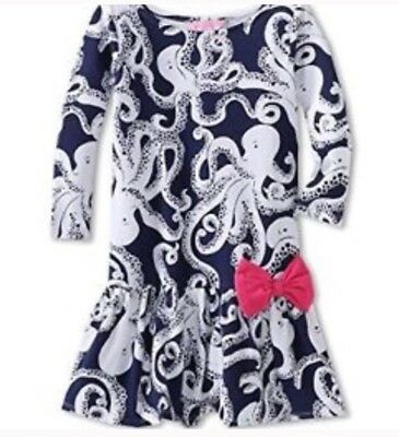 Lilly Pulitzer Girls Coraline Dress Bubbly NWT Holy Grail L
