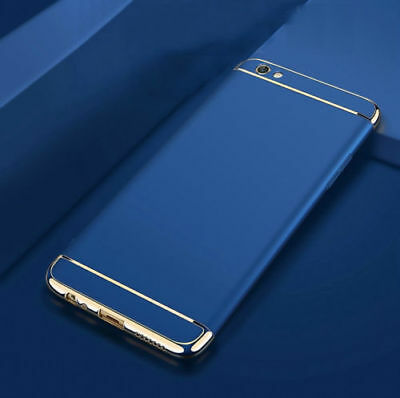 For Oppo F1S A59 A57 A39 Fashion Luxury Electroplating Back Rear Case Cover