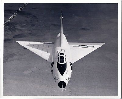 Convair Experimental Xf-92A With Chuck Yeager At The Controls, 15 Nov 1952!