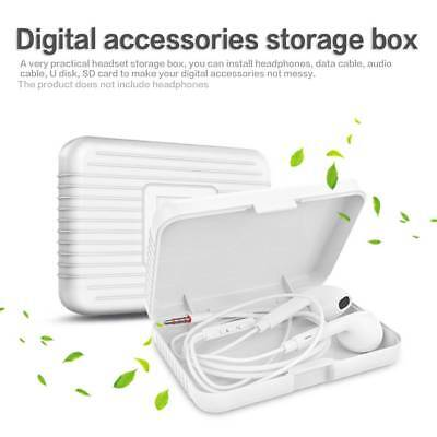 Carrying Hard Case Box Headset Earphone Earbud Storage New Pouch Bag Organizer