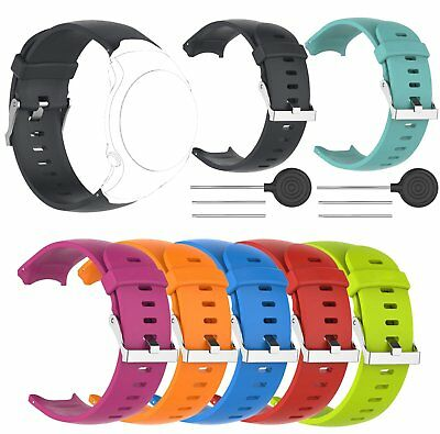 Silicone Replacement Wrist Strap Band Bracelet for Garmin Approach S3 GPS Watch