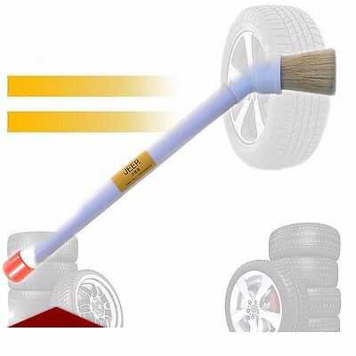 Tyre Professional Cleaner Washing Brush Tool Tire Changer Lube Paste Brush