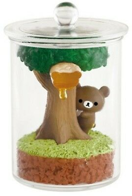 Rilakkuma Terrarium Collection New friends from Japan Re-Ment  NEW